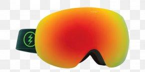 Electric Goggles - Snow Goggles Glasses Gafas De Esquí Skiing PNG