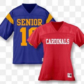 T-shirt - T-shirt Sports Fan Jersey Powderpuff PNG