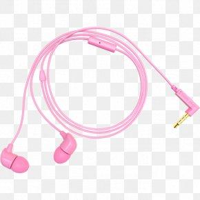 Ear Plug - Happy Plugs In-Ear Headphones Microphone Happy Plugs Earbud Plus Headphone Pink PNG