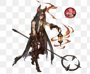 Granblue Fantasy - Granblue Fantasy Concept Art Character PNG