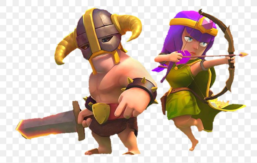 Clash Of Clans Barbarian Youtube Png 791x521px Clash Of Clans Archer Art Barbarian Clan Download Free