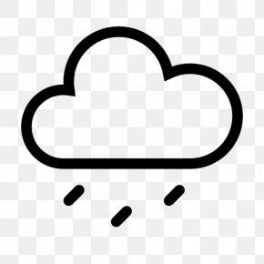 Rain - Rain Icon Design PNG