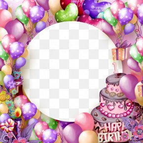 Birthday Frames - Happy Birthday To You Picture Frame Android Photography PNG