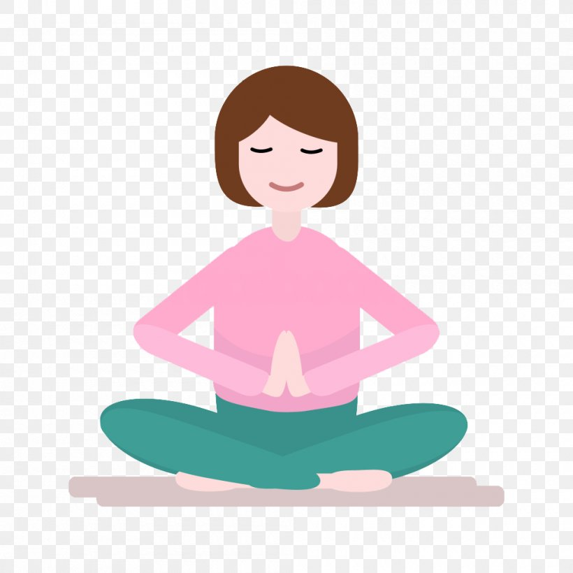 Clip Art Lotus Position Meditation Vector Graphics Royalty Free Png 1000x1000px Lotus Position Finger Hand Human