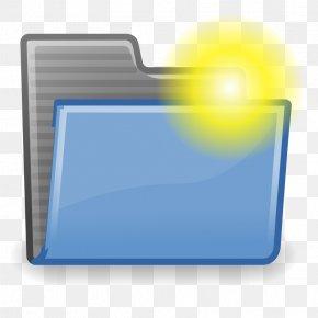 Folder - Download Directory Clip Art PNG