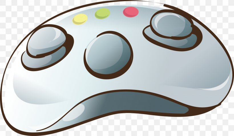 Cartoon Game Controller Png 3002x1751px Cartoon All Xbox