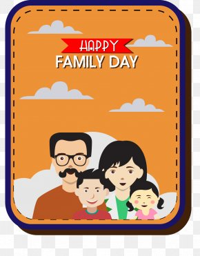 Family Vector Family Flat Material - Family Flat Design Graphic Design PNG