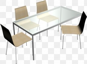 Table Chairs - Gateleg Table Chair Furniture Dining Room PNG