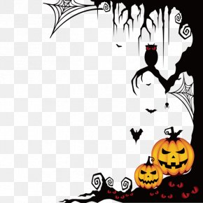 Halloween - Halloween Costume Jack-o'-lantern Cat PNG