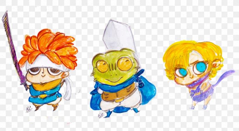 Chrono Trigger Super Nintendo Entertainment System Character Fan Art, PNG, 900x495px, Chrono Trigger, Akira Toriyama, Art, Cartoon, Character Download Free