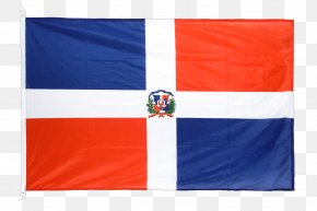 Flag - Flag Of The Dominican Republic Flag Of The Dominican Republic Fahne Flag Of Albania PNG
