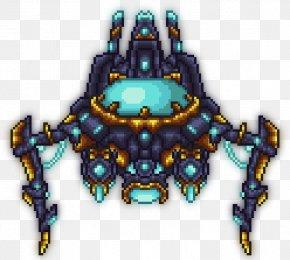 Colossus - Terraria Pixel Art Video Game Shadowrun PNG