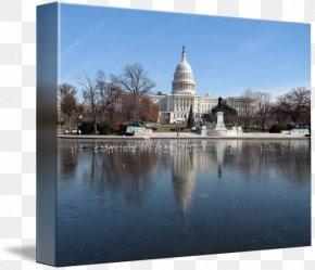 Reflecting Pool - United States Capitol Lincoln Memorial Reflecting Pool Tourist Attraction George Washington University Landmark Theatres PNG