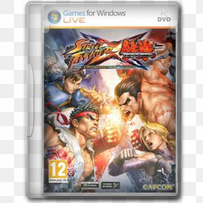 Street Fighter X Tekken - Games Pc Game Film Video Game Software PNG