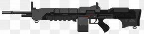 Machine Gun - Light Machine Gun Machine Pistol Firearm Weapon PNG