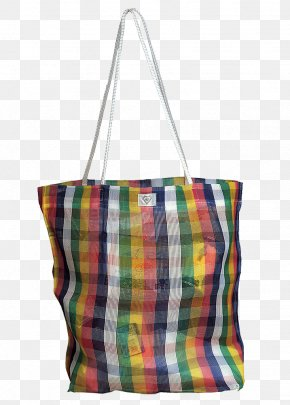 Color Checked Shopping Bag - Paper Reusable Shopping Bag Plastic Bag PNG