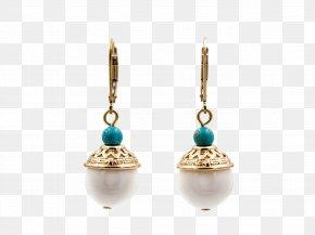 Jewellery - Earring Turquoise Jewellery Gemstone Bead PNG