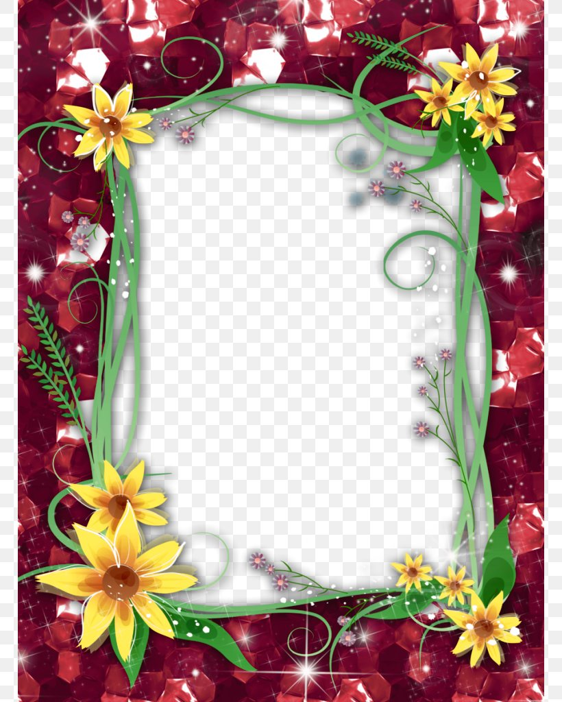 Picture Frame Clip Art, PNG, 768x1024px, Picture Frames, Camera, Christmas Decoration, Flora, Floral Design Download Free