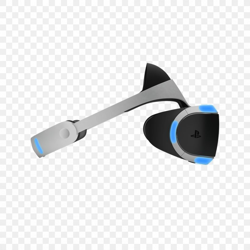 PlayStation VR PlayStation Camera Head-mounted Display Oculus Rift, PNG, 1000x1000px, Playstation Vr, Hardware, Headmounted Display, Oculus Rift, Playstation Download Free