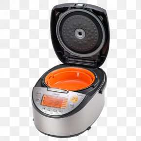 Tiger Rice Cooker - Rice Cookers Japanese Cuisine Sushi Cooking PNG
