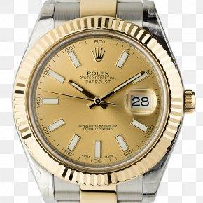 Watch - Rolex Datejust Rolex GMT Master II Watch Rolex Lady-Datejust PNG