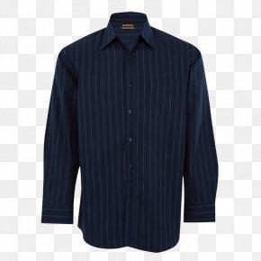 Long Sleeve Pajamas - Sleeve T-shirt Coat Blue PNG