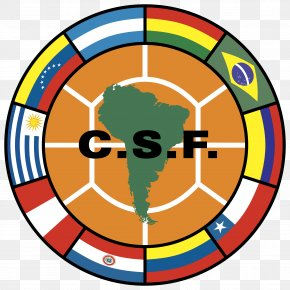 Football - CONMEBOL Brazil National Football Team Copa Sudamericana Logo PNG