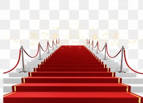 Stairs - Stairs Red Carpet PNG