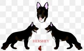 German Shepherd Husky Mix - German Shepherd Australian Kelpie Dog Breed Art Cat PNG