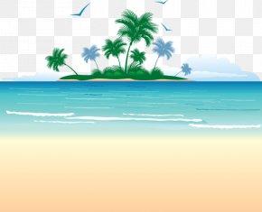Beach Island - Beach Island Shore PNG