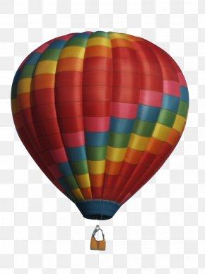Party Supply Aerostat - Hot Air Balloon PNG