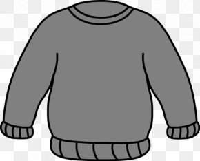 Grey Art Cliparts - Sweater Christmas Jumper Clothing Cardigan Clip Art PNG