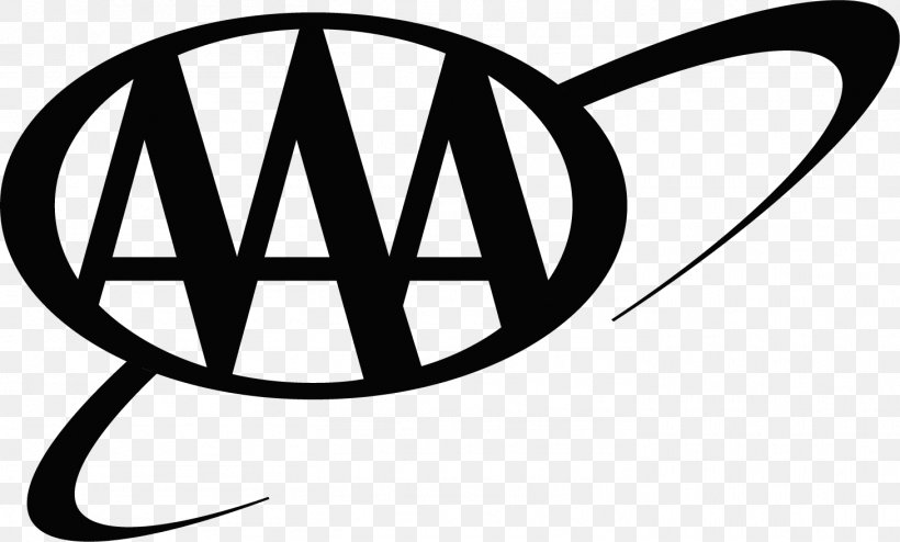 AAA United States Logo Insurance Service, PNG, 1459x879px, Aaa, Accommodation, Area, Artwork, Black Download Free