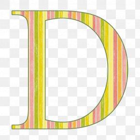 Letter D - Letter Alphabet Clip Art PNG