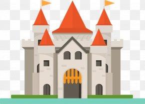 Green Palace - Castle Vecteur PNG