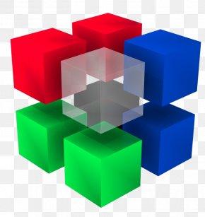 3d Cube - Data Compression ImageMagick Lossy Compression PNG