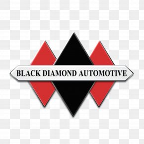 Diamond - Black Diamond Automotive Car Automobile Repair Shop Brand Black Diamond Equipment PNG