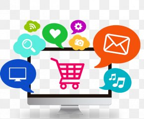 Bee Ecommerce - E-commerce Digital Marketing Electronic Business PNG