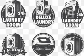 Vector Washing Machine - Laundry Symbol Washing Machine Stock Illustration PNG