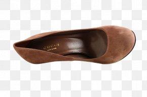 Gucci Retro Velvet High Heels - Shoe PNG