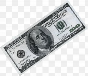 Money Image - United States One Hundred-dollar Bill United States Dollar United States One-dollar Bill Banknote Money PNG
