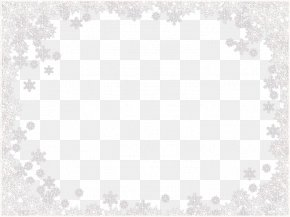 White Border Frame Photos - Black And White Pattern PNG