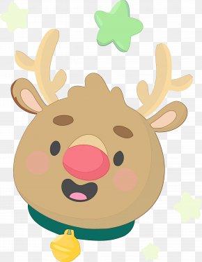 Fawn Reindeer - Reindeer PNG