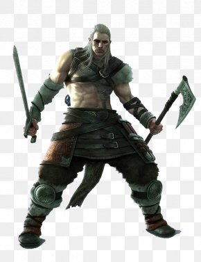 3d Cool Ax Character - Viking: Battle For Asgard The Cave PlayStation 3 Xbox 360 PNG