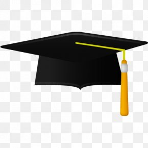 Cap Graduate - Square Academic Cap Graduation Ceremony Clip Art PNG
