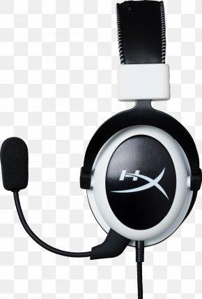 HyperX Gaming Headset - Headphones Kingston HyperX Cloud II Headset Kingston Technology PNG