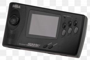 Genesis Nomad Video Game Consoles Super Nintendo Entertainment System Mega Drive Sega PNG
