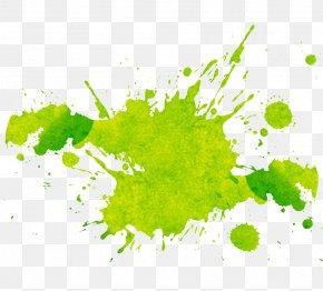 Watercolour Splash - Watercolor Painting Microsoft Paint Splash Clip Art PNG