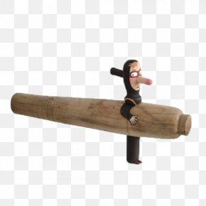 Long Nose Villain - Artist Character Sculpture PNG