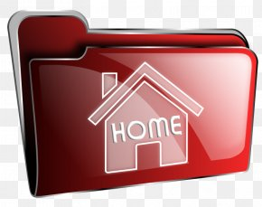 Home Directory Icon Design Clip Art PNG